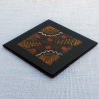 Coaster - Black WC