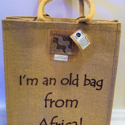 Old Bag from Africa 1